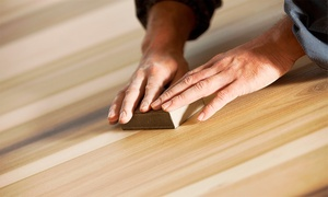 Fabulous Floors: Hardwood-Floor Resurfacing & Conditioning for Up to 125 or 250 Square Feet from Fabulous Floors Eugene (53% Off)