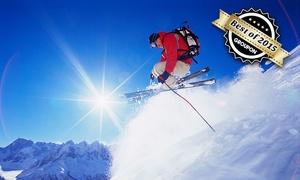 Sport Messerer: Service für 1 oder 2 Paar Ski inkl. Diamantschliff und Heißwachs bei Sport Messerer Köln (bis zu 67% sparen*)