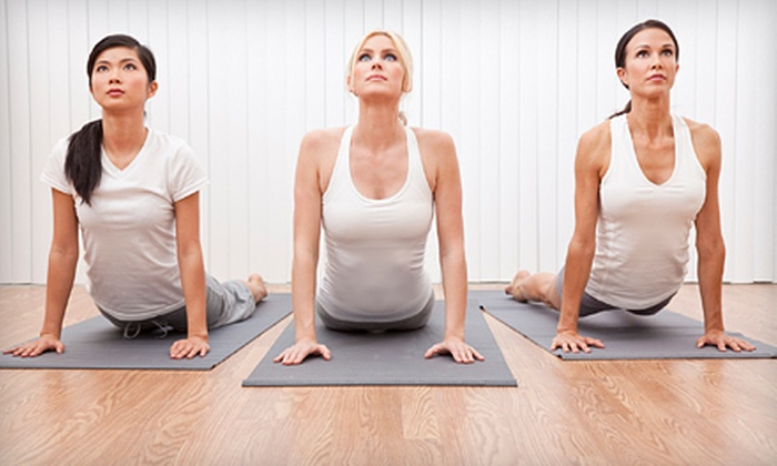 A Place To Call Om - Granville: 10 or 20 Yoga or Zumba Classes at A Place To Call Om (Up to 80% Off)