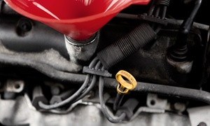 Meineke Car Care Center: One or Two Preferred Oil Changes at Meineke Car Care Center (Up to 52% Off)