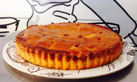 Pastel de carne o empanada de 1,2 kg por 6,90 €. Tienes 10 pastelerías disponibles