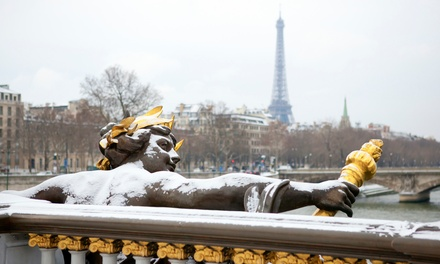 Groupon Deal: ✈ 6-Day Paris Vacation with Airfare from Gate 1 Travel. Price/Person Based on Double Occupancy.