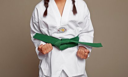 image for Five or Ten TaeKwonDo Classes with Uniform at The ONE TaeKwonDo (Up to 87%  Off)
