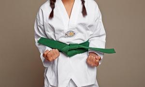World Champion Taekwondo: $49 for a 3-Month Taekwondo Package with Uniform at World Champion Taekwondo ($555 Value)