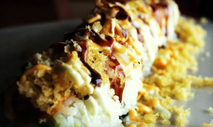 Yakuza - Chesterfield: $15 for $30 Worth of Sushi, Sashimi, and Bento Boxes at Yakuza