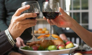 Elk Creek Vineyards: $29 for a Date-Night Package for Two with Food and Drinks at Elk Creek Vineyards (Up to $49.96 Value)
