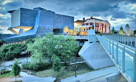 Hunter Museum of American Art - Hunter Museum of American Art in Chattanooga