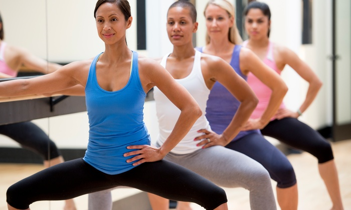 Managed Fitness Barre & Pilates Studio - Summit: 5 or 10 Barre Classes at Managed Fitness Bar & Pilates Studio (Up to 52% Off)
