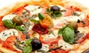 The Loop Pizza Grill - Winston-Salem: Pizza Meal with Salads and Drinks for Two or Four at The Loop Pizza Grill (Up to 47% Off)