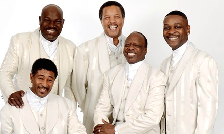 70s Soul Jam with The Spinners, The Stylistics, Cuba Gooding Sr., and Jimmie Walker at USF Sun Dome on Saturday, January 10, at 8 p.m. (Up to 47% Off)