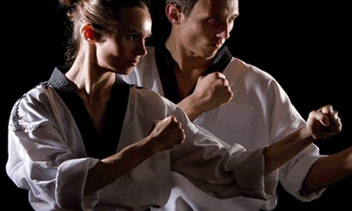 Cincinnati TaeKwonDo Academy - Cincinnati: $44 for a Four-Week Tae Kwon Do Package with Uniform at Cincinnati TaeKwonDo Academy (Up to $284 Value)
