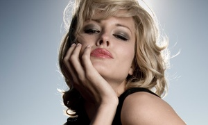 Twiggs Salon: Blowout Package, Haircut Package, or Partial-Highlights Package at Twiggs Salon (Up to 76% Off)