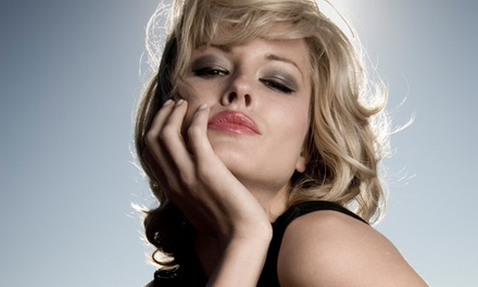 Blowout Package, Haircut Package, or Partial-Highlights Package at Twiggs Salon (Up to 76% Off)