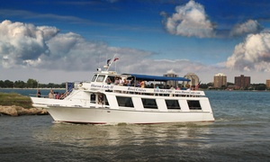 Huron Lady II: Public Sightseeing Cruise for Two, Four, or Six from Huron Lady II (Up to 51% Off)