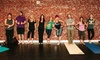 Olive Yoga - Downtown Long Beach: Yoga Classes at Olive Yoga (Up to 92% Off). Two Options Available.