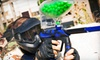 Tempe Paintball - Tempe: Paintball with Equipment and Rounds for Two, Four, or Eight, or Six-Month Membership at Tempe Paintball (Up to 70% Off)