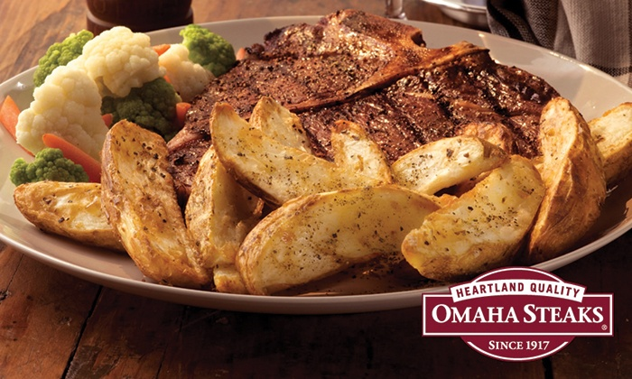 Omaha Steaks: Easter or Springtime Combo Pack from Omaha Steaks (Up to 68% Off). Three Options Available.