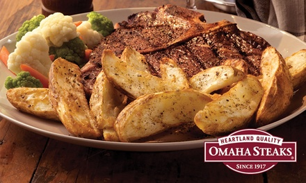 Easter or Springtime Combo Pack from Omaha Steaks (Up to 68% Off). Three Options Available.