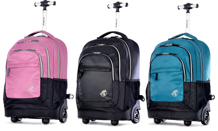 Olympia 19 Rolling Backpack