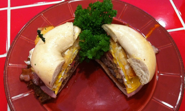 Gabriella's Gourmet On The Go - Southside Slopes: $15 for Three Groupons, each Good for $10 Worth of Breakfast Items from Gabriella's Gourmet On The Go ($30 Value)