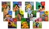 Disney The Magical Story Padded Books