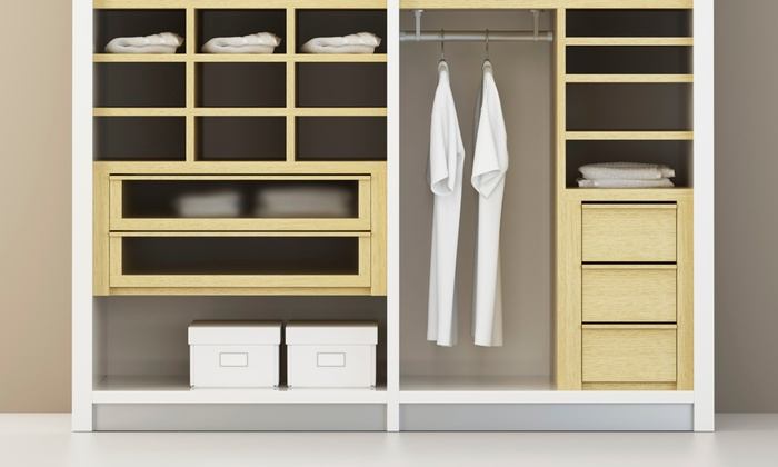 Style Your Chaos - Washington DC: Two Hours of Closet-Organization Services from Style Your Chaos ($100 Value)