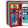 Wallet with Removable Case for iPhone 5