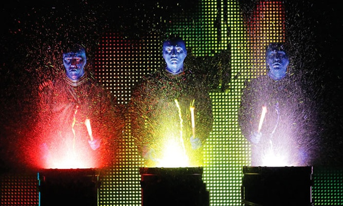 Blue Man Group - The Performing Arts Center/San Luis Obispo: Blue Man Group at the Performing Arts Center/San Luis Obispo on September 23 or 24 (Up to 31% Off)