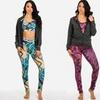 Women's Junior Sports Bra, Jacket, and Leggings
