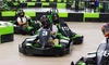 Speed Raceway - Colonial: 14-Lap Indoor Go-Kart Race for Two, Four, or Six at Speed Raceway (Up to 49% Off)