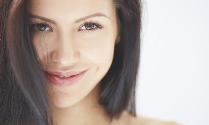 HairbyeRiley at Concerto Salon and Spa - Valencia: Up to 50% Off Eyebrow Waxing  at HairbyeRiley at Concerto Salon and Spa