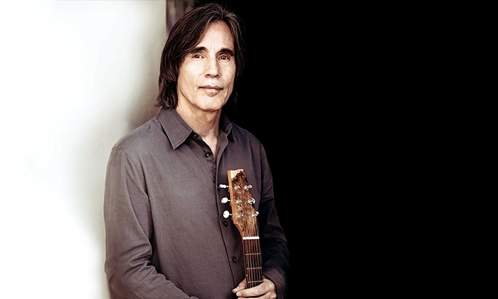 Jackson Browne - Toyota Oakdale Theatre: Jackson Browne Concert Plus Skip-The-Line Entry and Parking Pass on Friday, August 22 (Up to 57% Off)