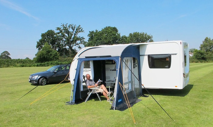 Rally All Season Caravan Awning Groupon Goods