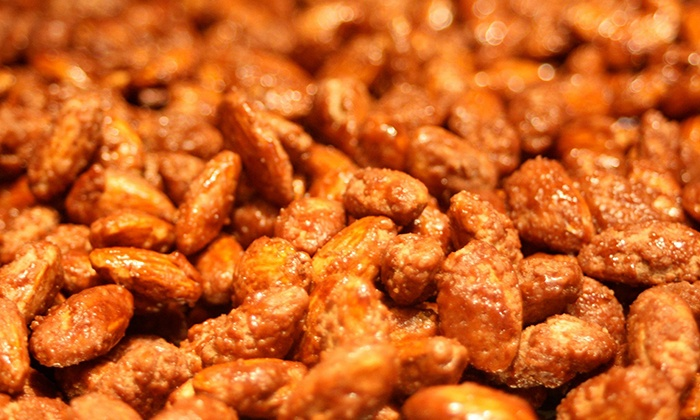 Ceres Roasting Company - Lower Queen Anne: $15 for $30 Worth of In-Store Cinnamon-Glazed Roasted Nuts at Armory-Center House Location from Ceres Roasting Company