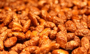 Ceres Roasting Company: $12 for $30 Worth of In-Store Cinnamon-Glazed Roasted Nuts at Armory-Center House Location from Ceres Roasting Company