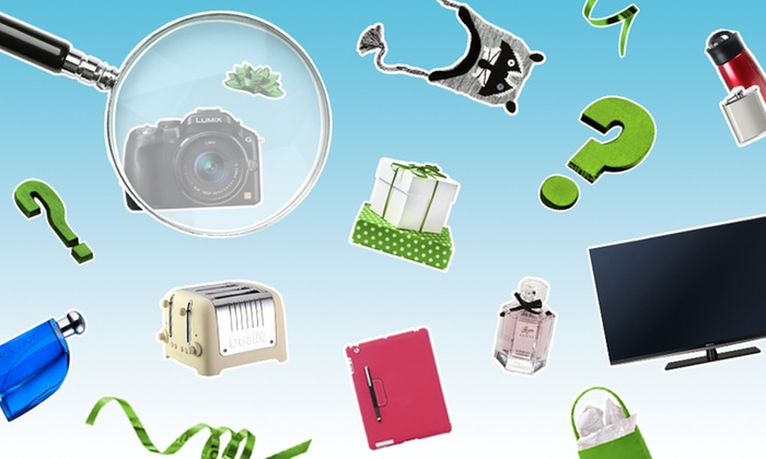 Goods Midsummer Mystery: Goods Midsummer Mystery Deal: $15 for a Mystery Product Ranging from Watches to TVs. Free Shipping.