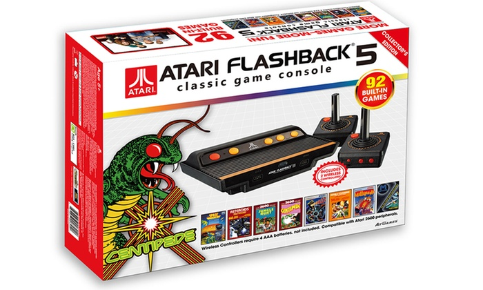 Atari Flashback Classics Volume 1 » Atari