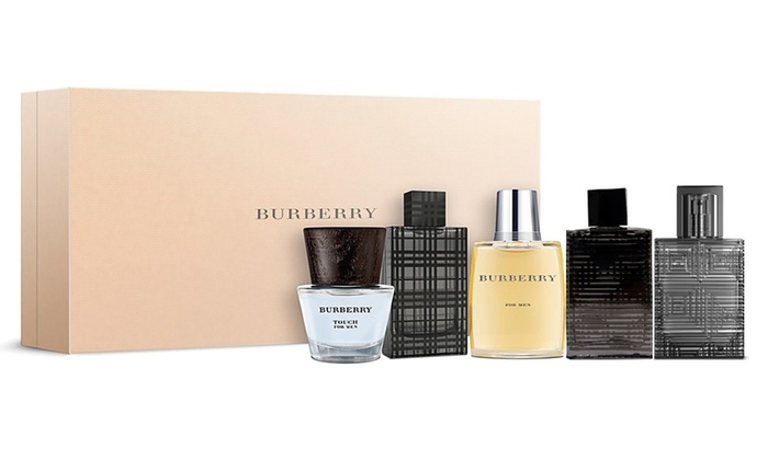 f44ab97de3d Burberry Men s Gift Set (5pc)