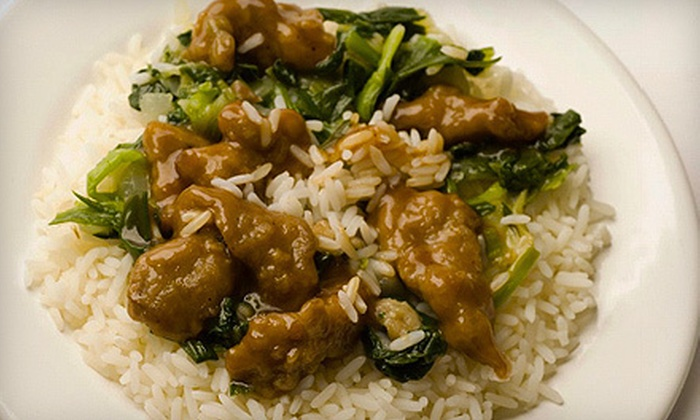 A+ Buffet Chinese Seafood & Mongolian Grill - Harvey Oaks: $7 for $14 Worth of Chinese Cuisine at A+ Buffet & Mongolian Grill