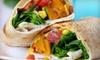 deelish - Dayton Triangle: $5 for $10 Worth of International Sandwiches and Salads at Deelish