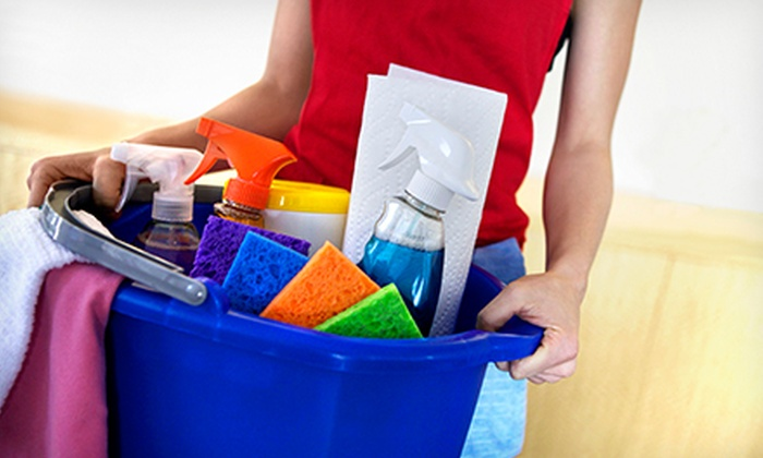 M & M's Cleaning Services - Piedmont Triad: Two or Six Man-Hour Housecleaning Session from M & M's Cleaning Services (Up to 69% Off)