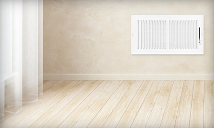 Fresh Air Duct Services - Sacramento: Air-Duct Cleaning and HVAC Inspection with Option of Dryer-Vent Cleaning from Fresh Air Duct Services (Up to 75% Off)