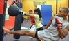 OUT OF BUSINESS Wolves Den Bootcamp - Port Washington: 5 or 10 Cardio-Kickboxing Classes at Wolves Den Boot Camp in Port Washington (Up to 73% Off)