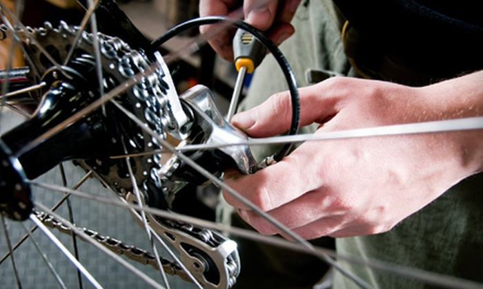 Big Sky Cycles - North Central: Like Your Bike or Luv Your Bike Tune-Up at Big Sky Cycles (Up to 67% Off)