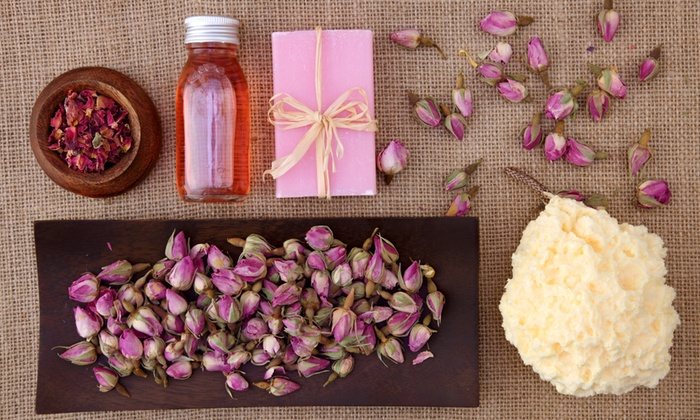 Heart of a Goddess - Heart of a Goddess: Two-Hour Soap-Making Class at Heart Of A Goddess (39% Off)