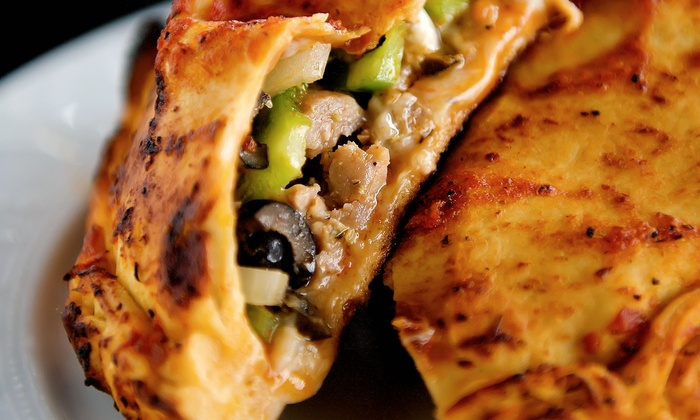 Doughby's - Oxford: Crepes and Calzones at Doughby's (50% Off)