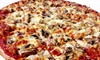 Valentina's Pizza - Cudahy: $14 for a Large Thin-Crust Pizza, Cheese Breadsticks, and Soda at Valentina's Pizzeria ($25.99 Value)