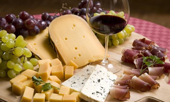 Blue Ridge Cellars - Blue Ridge: $20 for $35 Worth of Cheese Tasting — Blue Ridge Cellars