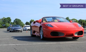 Velocity Driving: Exotic Car Ride-Along or Driving Experience from Velocity Driving (Up to 67% Off). Three Options Available.