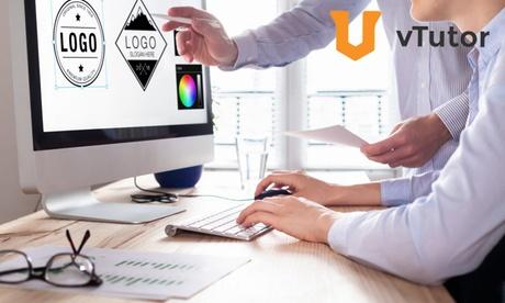 Curso online a elegir en el área formativa de Diseño con vTutor (hasta 93% de descuento)